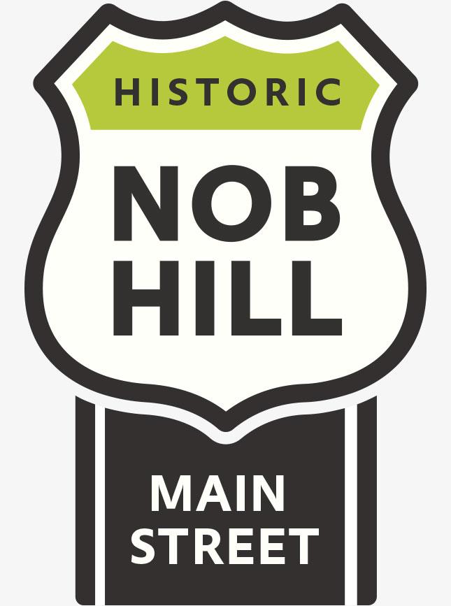 Nob Hill Mainstreet Logo