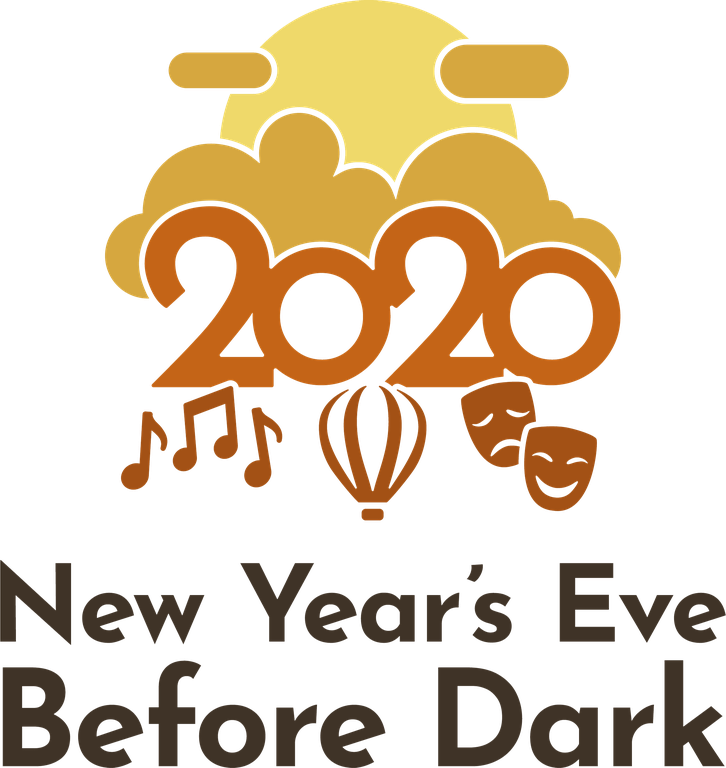 New Year's Eve Before Dark Logo - PNG