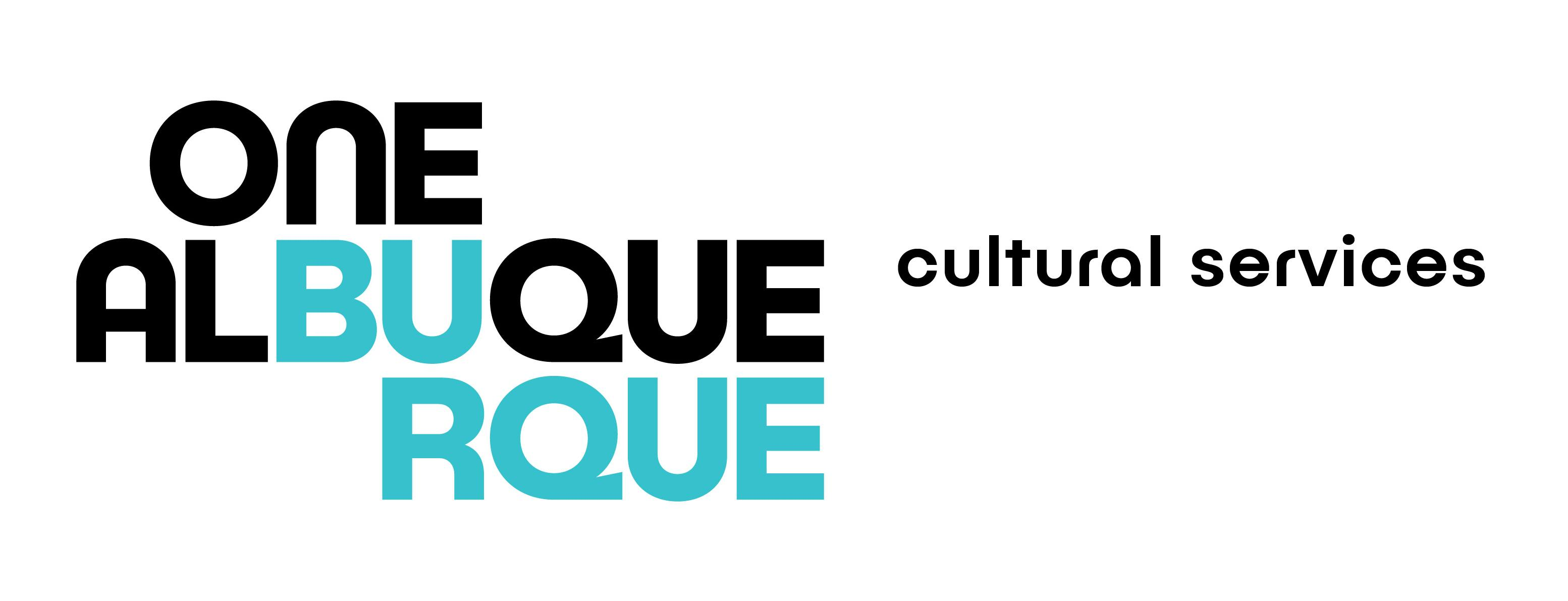 The One Albuquerque Cultural Services Logo