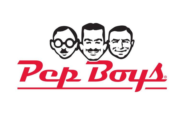 2018 Pep Boys Logo