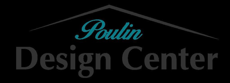 2018 Poulin Design Center Logo