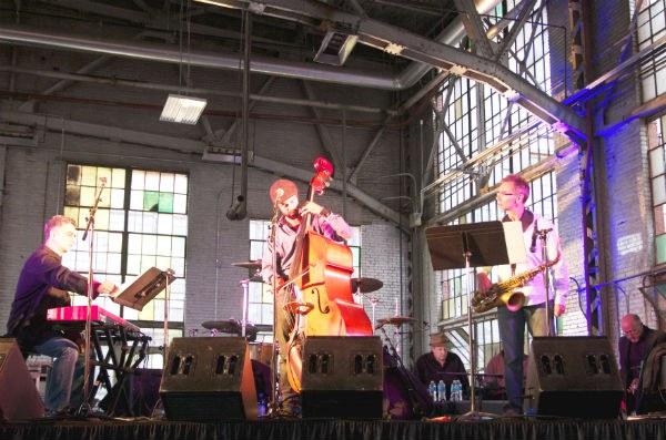 Rail Road Yard Music