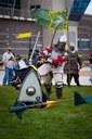 Ren Faire 2014 Stick Battle