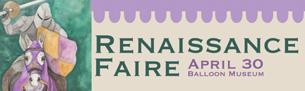 Ren Faire 2016 art