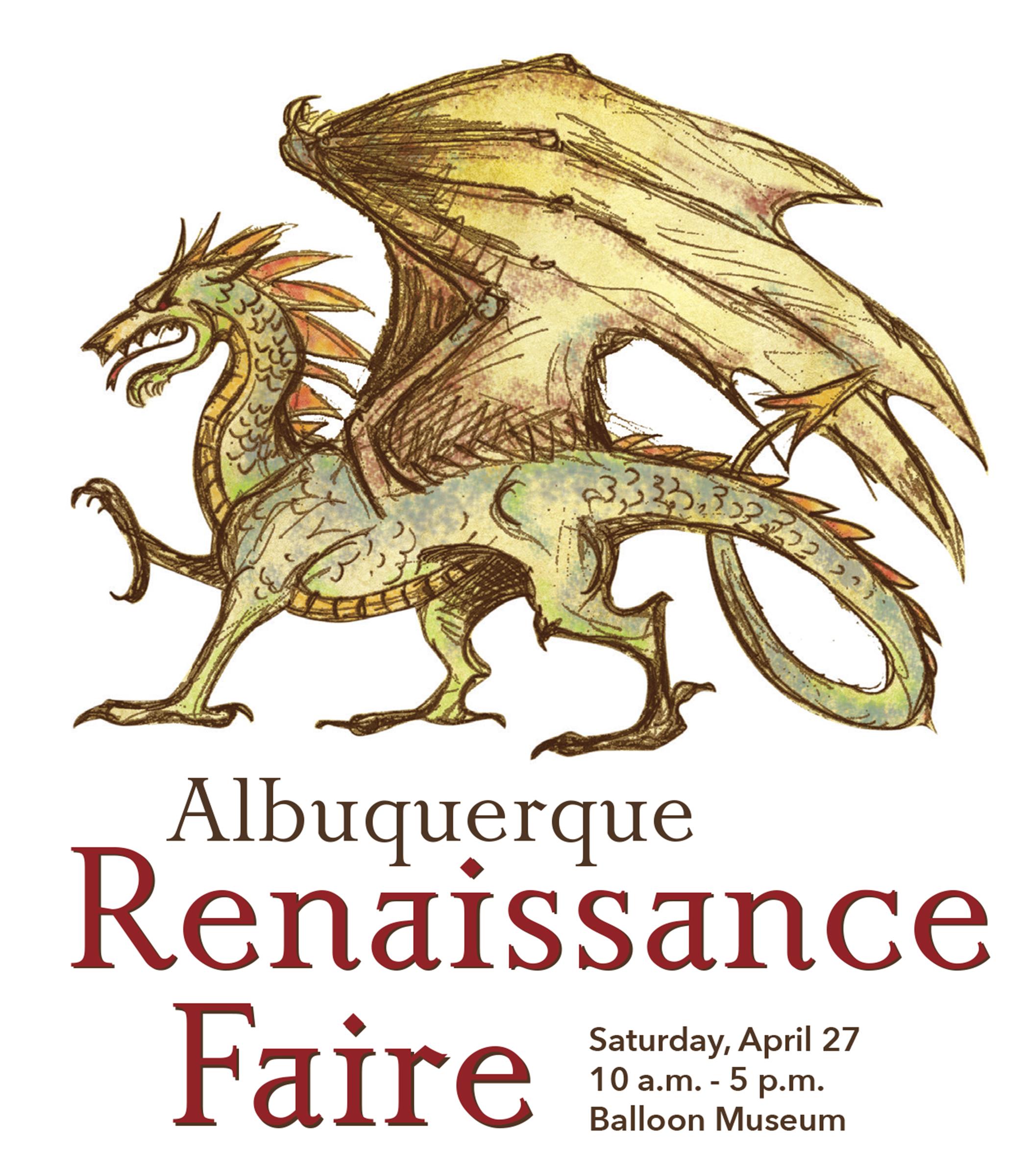 2019 Renaissance Faire Logo 1