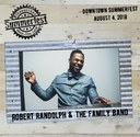 2018 Downtown Headliner Robert Randolph & The Family Band on Wood and Tin