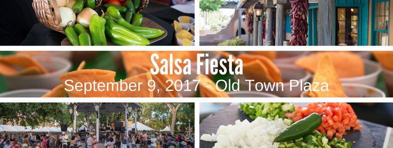 Salsa Fiesta Cover Photo 2017