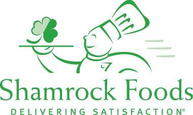 Shamrock Green logo