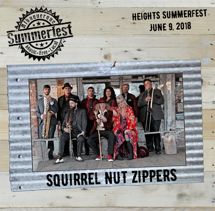 2018 Heights Headliner Squirrel Nut Zippers