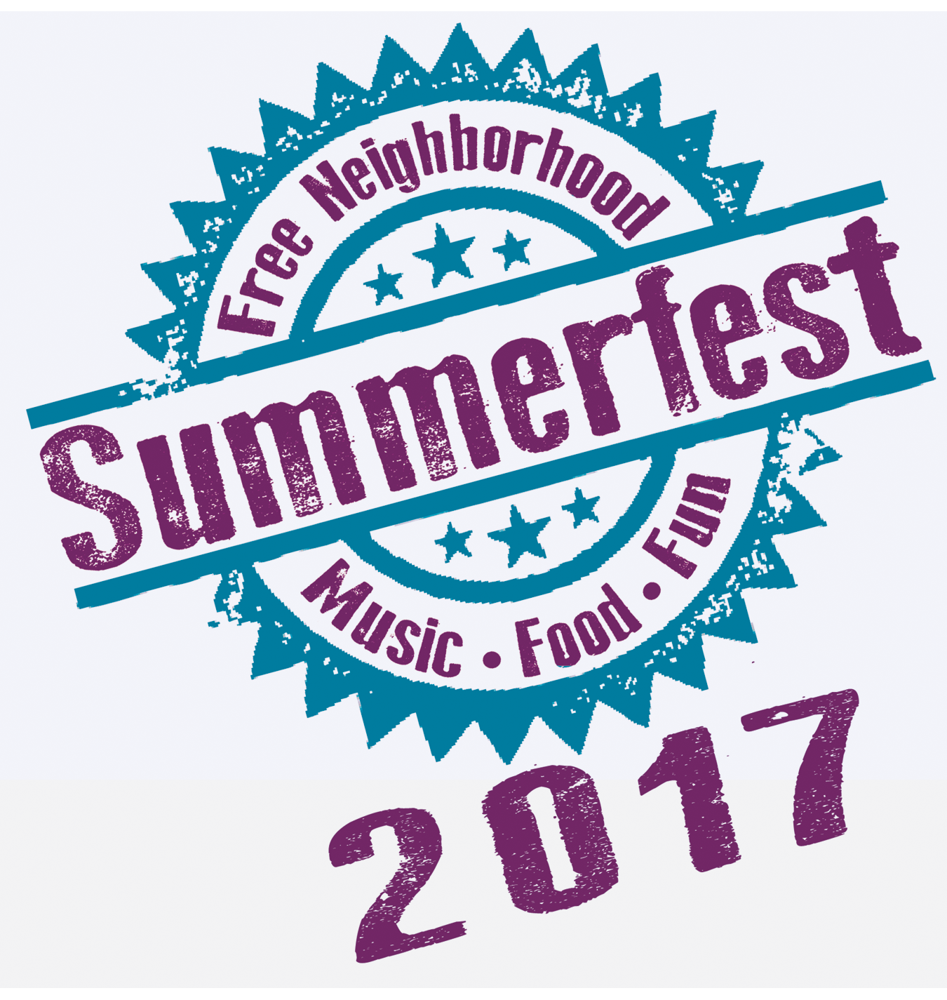 2017 Summerfest Logo