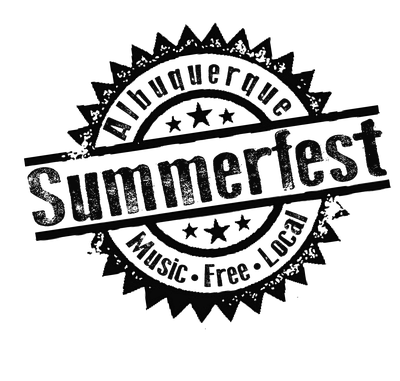 Summerfest Black Logo