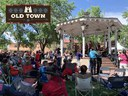 Summertime in Old Town Cover Photo
