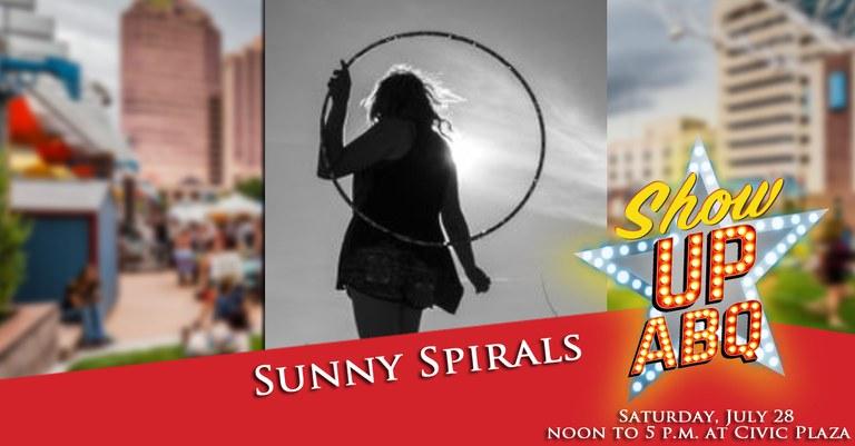 Sunny Spirals