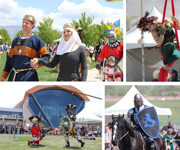 2018 Renaissance Faire Thank You Photo
