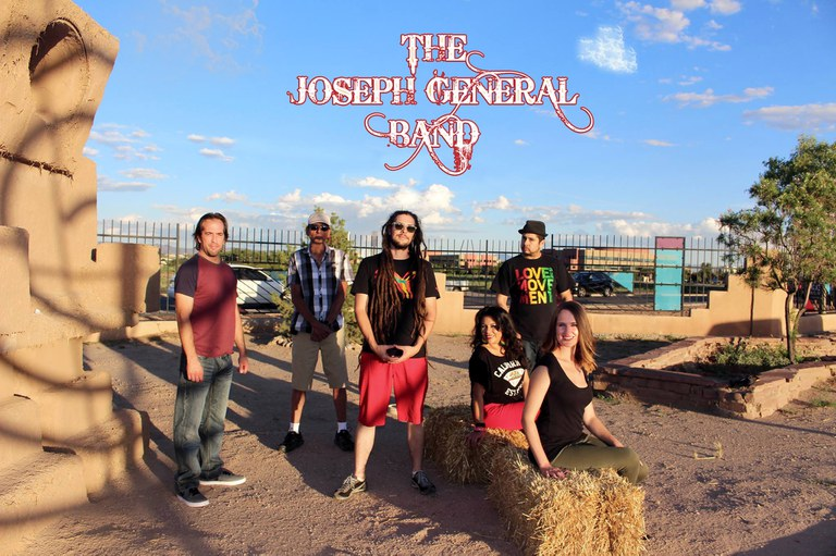 The Joseph General Band 2017