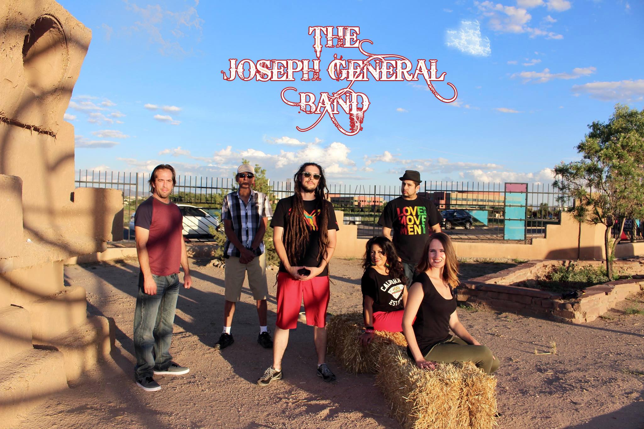 The Joseph General Band 2017