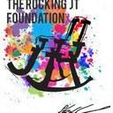 The Rocking JT Foundation Logo