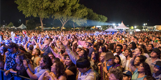 An image of the Westside Summerfest celebration