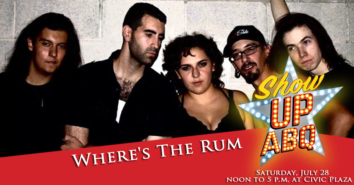 Where's The Rum