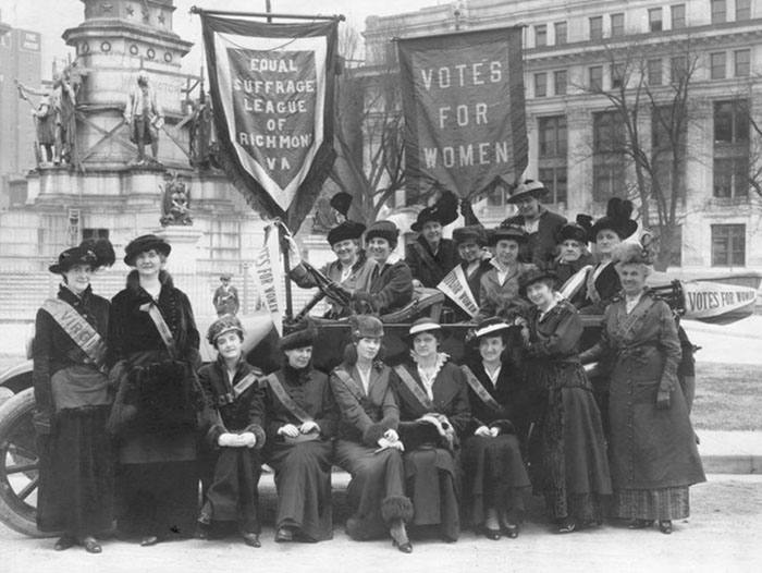 19th Amendment Timeline photo