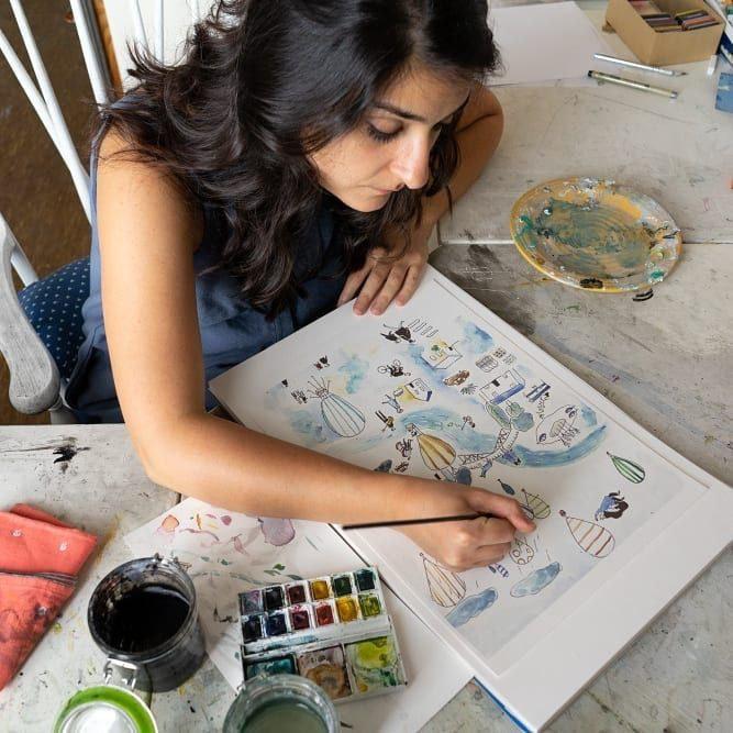 2020 Creative Bravos - Zahra Marwan
