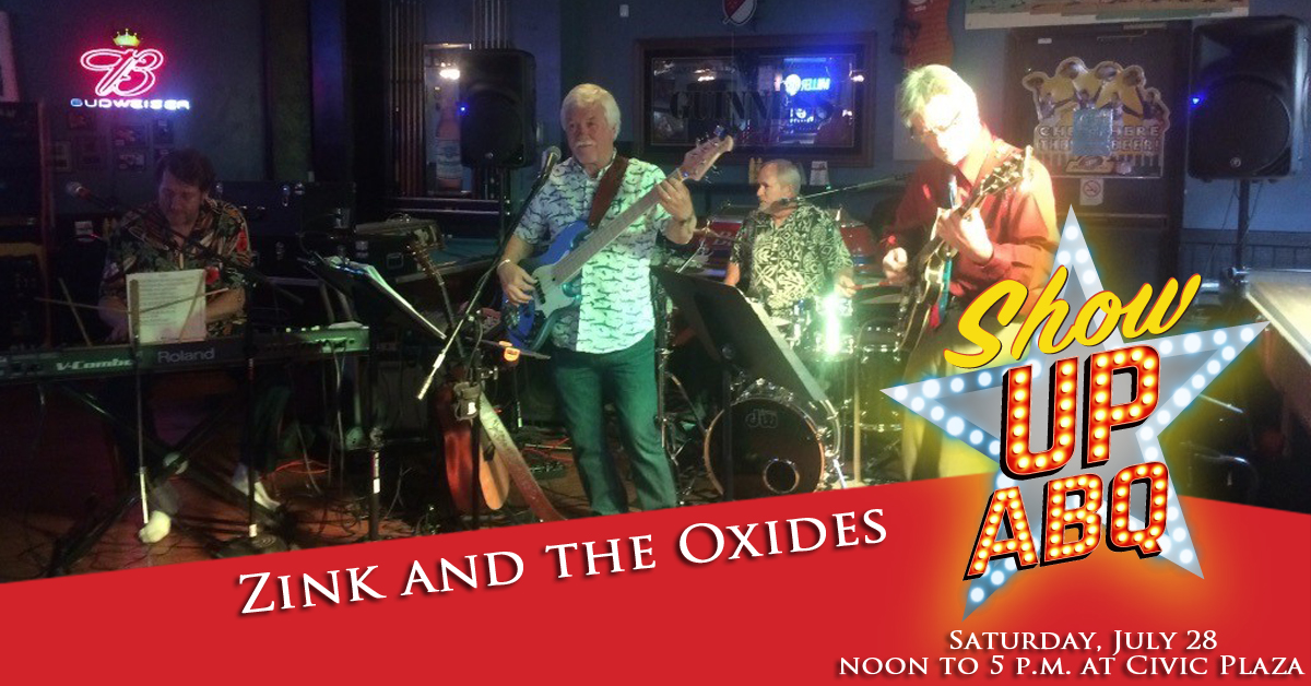Zink and the Oxides