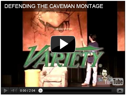 Caveman Vid Preview