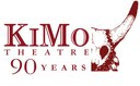 KiMo 90th Anniversary Logo
