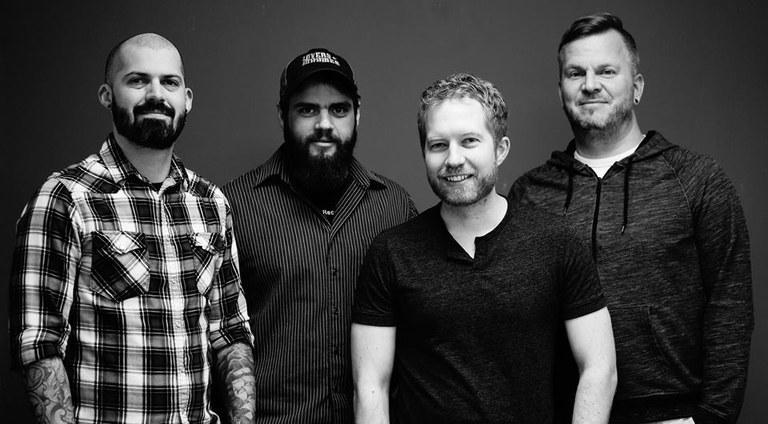 Albuquerque band The Real Matt Jones.