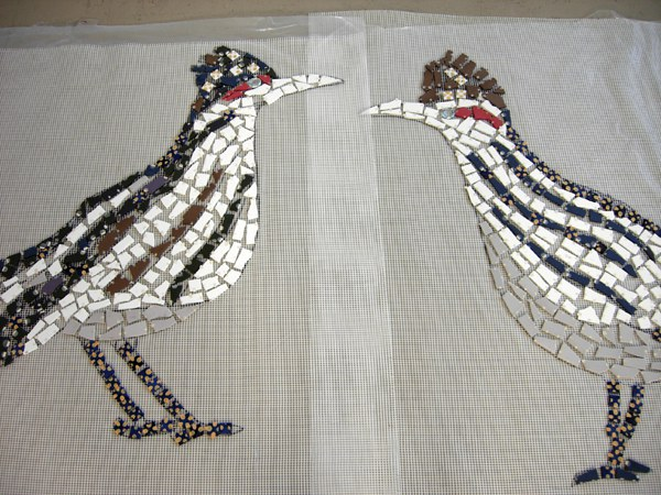 mosaic roadrunners