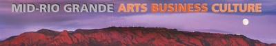 Middle Rio Grande Art Business Culture logo