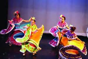 Ballet Folklorico Fiesta Mexicana Youth Class Performance