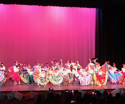 Ballet Folklorico Fiesta Mexicana Youth Fall Dance Classes.