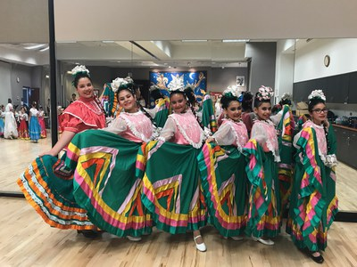 Ballet Folklorico Fiesta Mexicana Youth Summer Dance Classes Performance