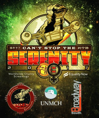 Can't Stop the Serenity 2017