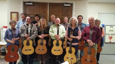 Guitar Chamber Players and Youth Ensemble in Concert