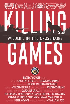 Killing Games~Wildlife in The Crosshairs