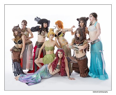 Peter Pan: A Theatrical Belly Dance Adventure!