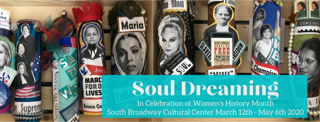 """Cancelled:  """"Soul Dreaming"""" Vision, Faith, Strength:  We Are Women"""