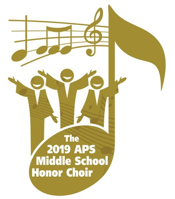 The 2019 APS Middle School Honor Choir