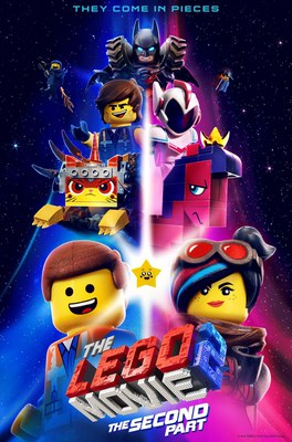 The Lego Movie 2.  The Second Part.