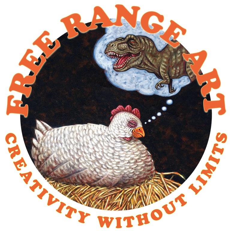 Free Range Art Logo