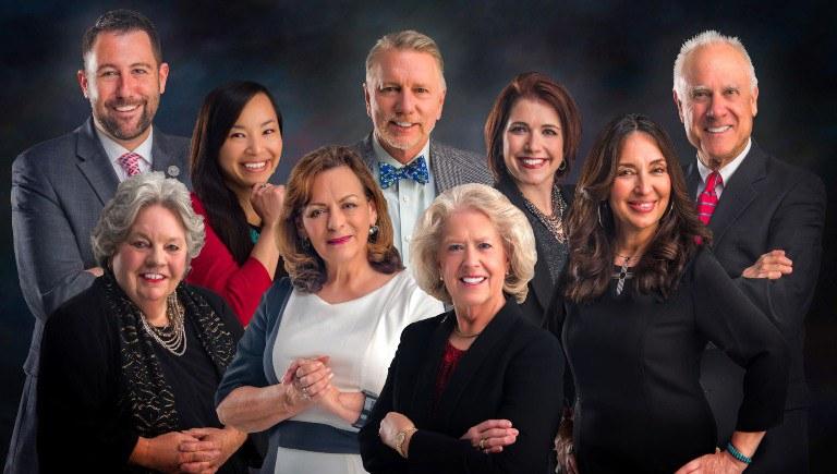 2021 City Council Group Photo