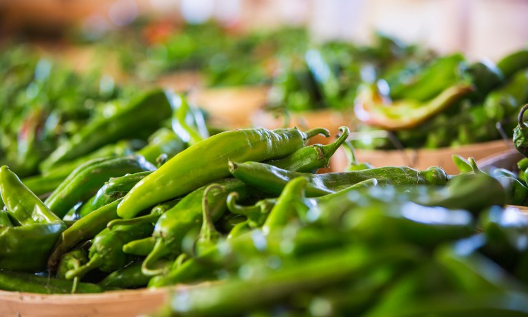 Fresh Green Chile
