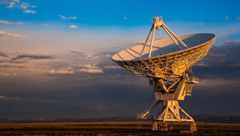 Very Large Array Solo