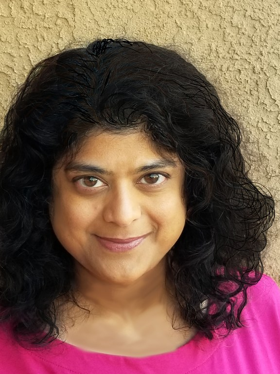 Photo of Sarita Nair