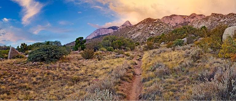 Sandia Mountain Hiking Trails