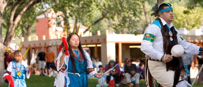 Native American Dancer