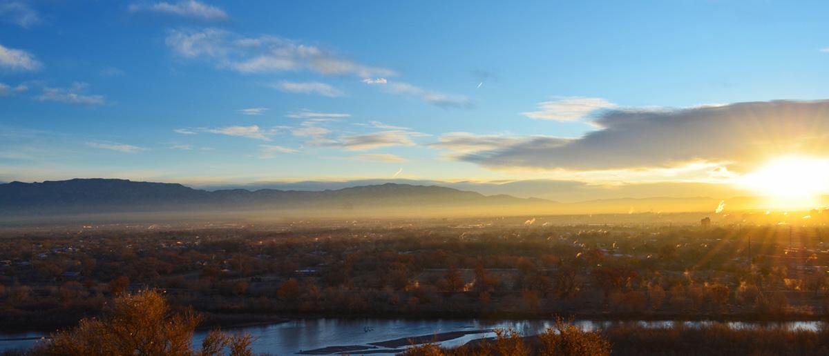 Albuquerque Sunrise