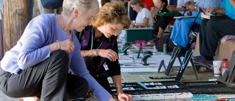 Shopping in Old Town